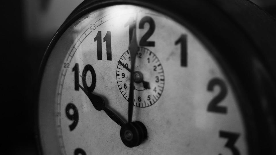 Relógio Monografando